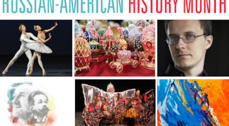 The 3rd Russian-American History Month in NYS