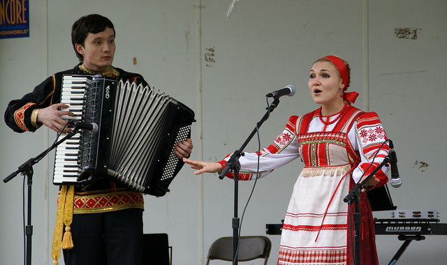 1st Children's Festival of Russian Culture