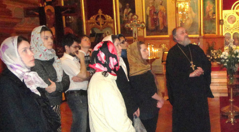 History Tour of the St. Nicholas Cathedral