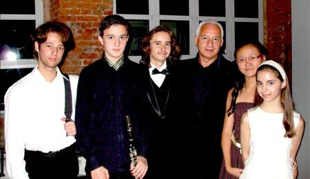 Young Stars of the Young Century Concert at Lincoln Center
