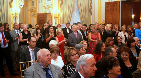 International Children's Day Gala at Russian Consulate General , NYC