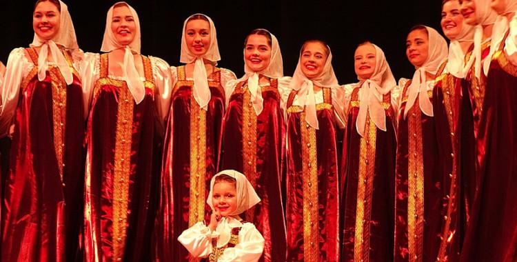 The 8th Children's Festival of Russian Culture