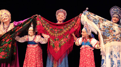 The 6th Children's Festival of Russian Culture at Symphony Space