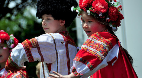 The 5th Children's Festival of Russian Culture in NYC